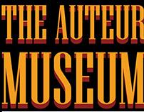 The Auteur Museum - An Academic Project
