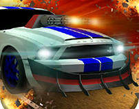 Death Race 2 Icon update