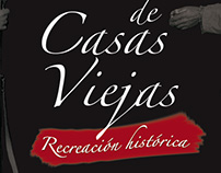Cartel obra de teatro 'Los sucesos de Casas Viejas'