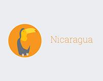 Nicaragua Icons