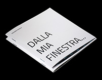 1. DALLA MIA FINESTRA... Children's book