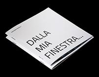 1. DALLA MIA FINESTRA... Children's book