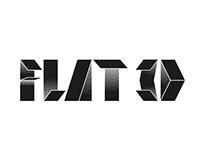 FLAT 3D   Type