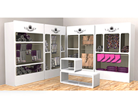 Retail - display and storage furniture for shops