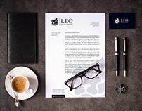 Leo Capital Advisors / Brand Identity