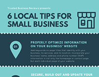 6 Local Tips For Small Business
