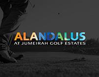Alandalus Branding + Identity Design