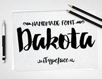 Dakota - Free Font