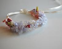 For bridal hair dress & wedding party
