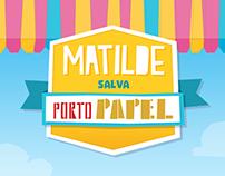 Matilde Salva Porto Papel - Gloob