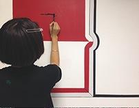 iHub Office Mural