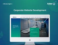 Aster DM Healthcare Corporate Website