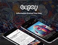 Cupoy 傳遞知識最佳解決方案 | App 設計