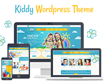 Kiddy Wordpress Theme