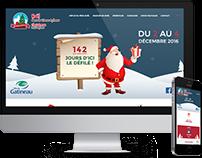 Noël dans le Vieux-Aylmer - New design and CMS