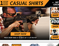5.11 Tactical Product Email ADs