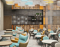 Amira Cafe | Dubai, UAE