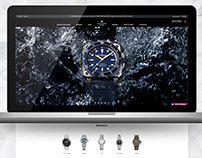 Cortina Watch Online (E-commerce)