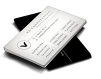 Printing Press service Business card