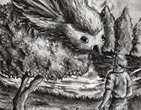 A Bird in a Bush