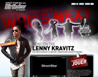 Meet&Greet Lenny Kravitz (Directstar.fr)