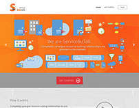 Web Design for ServiceBiztalk.com