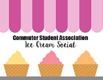 CSA Ice Cream Social Flyer