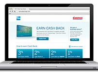 TrueEarnings Card Acquisition Landing Page