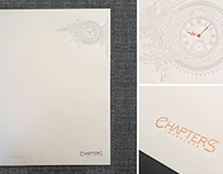 Chapters Interiors Corporate Identity