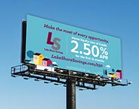 Lake Shore Savings Bank HELOC Campaign