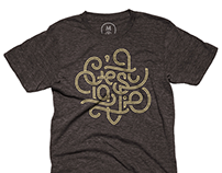 Cest la Vie on Cottonbureau