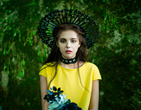 Dreamscape - Lookbook for Giesha Designs