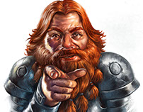 Dwarves in trouble need you