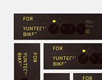 For Yuntech Biker │Identity
