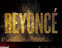 Beyonce Web Site