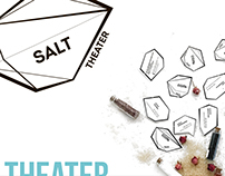 salt, logo, theater