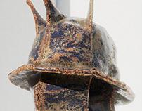 Snail Helmet