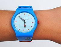 Teddywar Watch