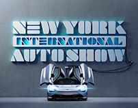 2018 New York International Auto Show