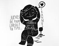 Amor al boceto - Doodling love