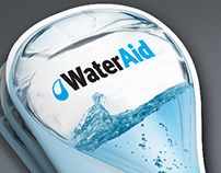 UNICEF Water Aid Brochure and Giveaways