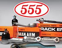 Storyboard Comercial suspensiones 555 AutoRepuestos