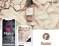 Fashio - Official Cosmetic App