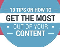 Get the Most out of Your Content with These 10 Tips
