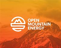 Open Mountain Energy Brand