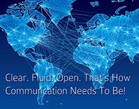 Brochure Design- telecommunications