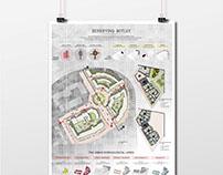 #15   ||  An Urban Design Poster of Densifying Botley