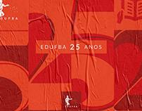 EDUFBA - 25 ANOS