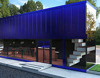 Café Container