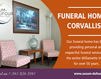 Funeral Homes Corvallis | Call - 1-541-926-5541 | www.a